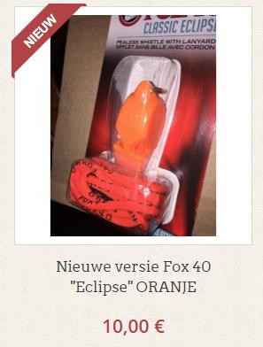 fox oranje