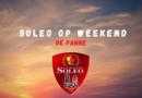 Soleo weekend in De Panne (19/03 tot 21/03)
