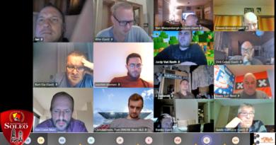 Digitale vergadering lokte 35 leden