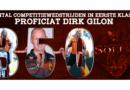Dirk Gilon voor de 350ste keer actief in eerste klasse!