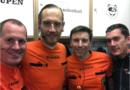 Dirk Gilon vanavond de 100ste keer samen met Wim Smet