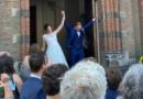 Jérémy en Lotte in het huwelijksbootje