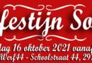 Eetfestijn op zaterdag 16 oktober 2021