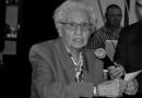 Oudste Soleo lid, Louisa Peeters, overleden